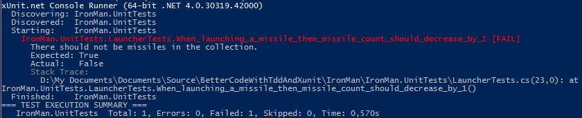console-run-fail